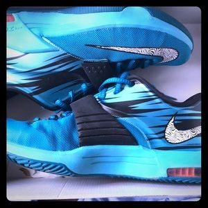 KD 7 Clear waters